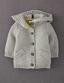Chunky Cardigan | Boden