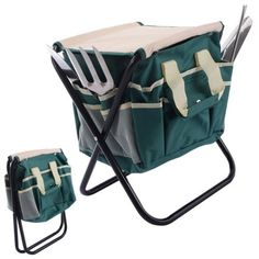 Our 7 Pieces Garden Tool Bag Will Be A Good Choice For The People Who Are Keen On Gardening. The Tools Are Small Sized For Use In Window Boxes Potted Plants Or Anytime A More Delicate Touch Is Needed...