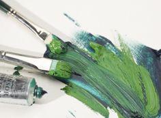 Winton oil paint