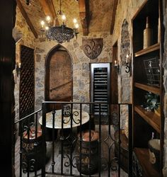 Traditional Wine Cellar Photos Design, Pictures, Remodel, Decor and Ideas - page 12