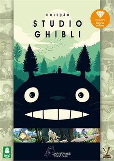 Meu amigo Totoro (Tonari no Totoro) - 1988  Duas meninas se mudam com o pai para o interior do Japão, com o objetivo de ficar perto da mãe, que está internada em um hospital. Lá, elas viverão muitas aventuras ao lado de um simpático espírito protetor da floresta chamado Totoro, que vive em uma canforeira gigante.   Duração - 88min   Áudio - Japonês    Princesa Mononoke (Mononoke-hime) - 1998  Após enfrentar um deus javali enfurecido, o príncipe Ashitaka é amaldiçoado com um mal que pode…