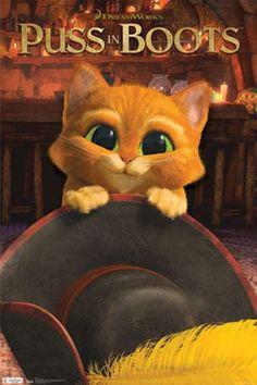 13 Fantastiche Immagini Su Il Gatto Con Gli Stivali Boots Cat E