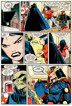 Justice League International, by Giffen, DeMatteis, Leialoha and Gordon