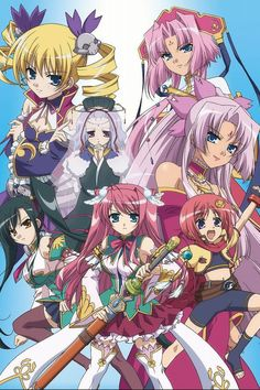 """Shin Koihime Musou - Otome Tairan"" is the cherry on top (or what fans hopes not happens) to ""Koihime Musou"". I did enjoy the series. I don't know or care if they make another season, but it's a good series to revisit regardless if there is a new season or not."