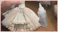 check tut 1 paper mache body  Art Dress Tutorial - Part 2 - The Skirt