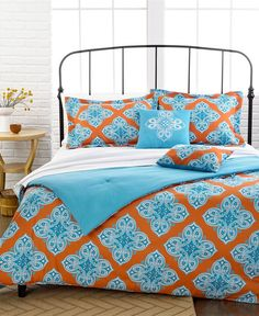 Romeo 5 Piece Comforter and Duvet Cover Sets - Apartment Bedding - Bed & Bath - Macy's