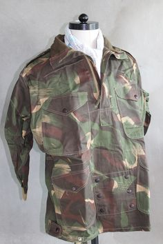 Indian Army Denison Smock.