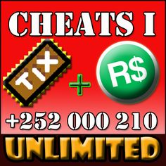 Roblox cheats 2018 (Robloxcheats201844) on Pinterest