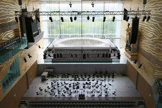 Julio 2009.   Casa da Musica, Porto Portugal  Concert hall for the city of Porto    AWARDS   Royal Institute of British Architects European Award, 2007.