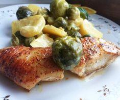 Smażona ryba w marynacie Chicken, Meat, Food, Essen, Yemek, Buffalo Chicken, Cubs, Meals, Rooster