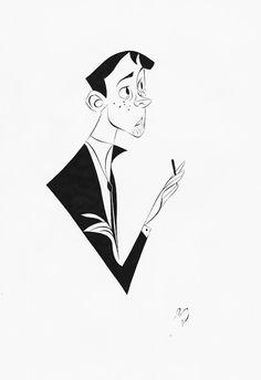 Business Man 1   Illustrator: De'Von Stubblefield