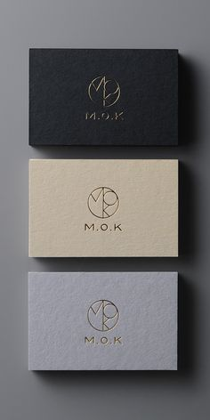 Business card design, simplistic and minimalist design with elegant golden letterpress monogram logo. Branding and professional logo design. Brand Identity Design, Corporate Design, Business Design, Creative Business, Creative Logo, Minimalist Business Cards, Business Card Logo, Lawyer Business Card, Letterpress Business Cards