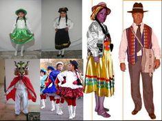 trajes tipicos de chile - Google Search
