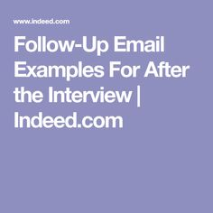 Sample Thank You Letter To Follow Up On A Job Interview  Job