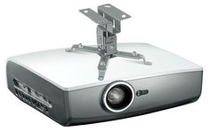 MountIt Projector Ceiling Mount for Epson Optoma Benq ViewSonic LCDDLP Projectors with Adjustability Compact Universal Bracket Design Load Capacity Silver *** To view further for this item, visit the image link. Projector Ceiling Mount, Best Projector, Tray Styling, Epson, 3 D, Projectors, Compact, Tilt Angle, Silver