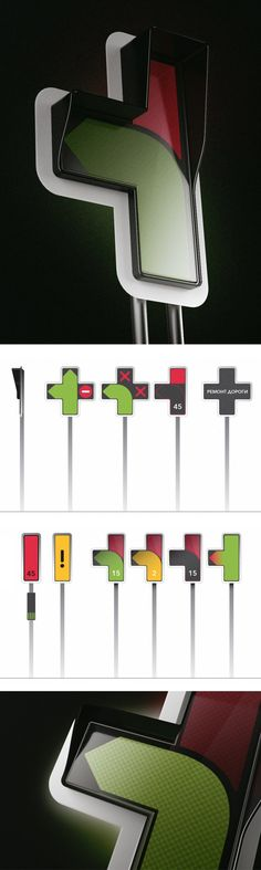 A simple yet sophisticated traffic light, this traffic light system creates a simple to understand yet sophisticated solution for drivers and pedestrians at a traffic light, in terms of better interaction, functionality and design. TRAFFIC LIGHT SYSTEM | Designer: Evgeny Arinin | Lexus Design Award 2017 | Milan Design Week | La Triennale di Milano | Awesome Products #product_design
