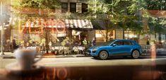 Porsche Macan 1 - CGI & Retouching on Digital Art Served