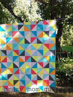 crazy mom quilts: Quilts for sale