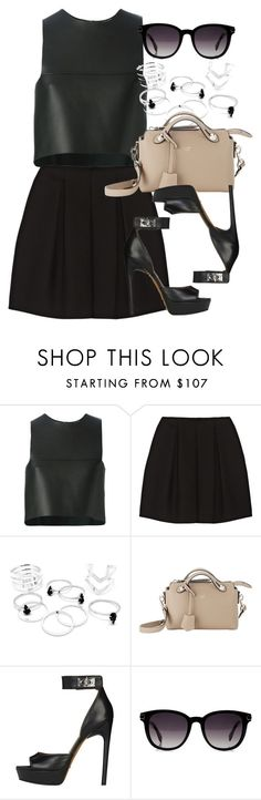 """Style #9924"" by vany-alvarado ❤ liked on Polyvore featuring Fendi and Givenchy"
