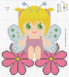 angel cross stitch