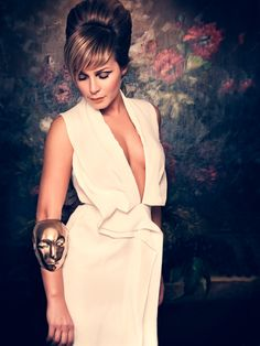 Victoria Koblenko Dutch Women, Movie Stars, Leather Skirt, Wrap Dress, Victoria, The Incredibles, Celebs, Actresses, Skirts