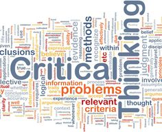How is Critical Thinking Different from Analytical or Lateral Thinking?