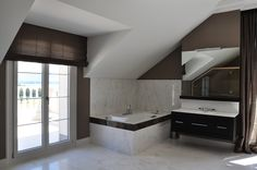 Interior Architecture showroom in Mies - Switzerland Switzerland, Contemporary, Interior Design, Bathroom, Luxury, Projects, House, Nest Design, Washroom