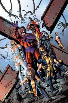 X-MEN - Universo Marvel