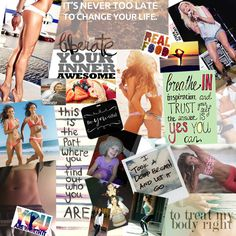 Mykla (yay my TIU vision board on TIU page...even more inspired now!!)