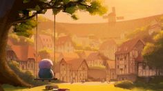 'The Dam Keeper' Feature Film In the Works From Fox Animation, Tonko House