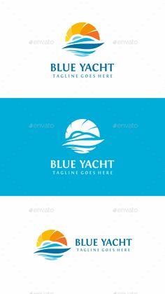 Yacht - Objects Logo Templates