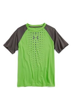 Under Armour 'Done. Done. Done.' Raglan Sleeve T-Shirt (Big Boys) available at #Nordstrom