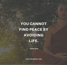Buddhist Meditation, Buddhism, Virginia Woolf, Finding Peace, Thoughts, Life, Ideas