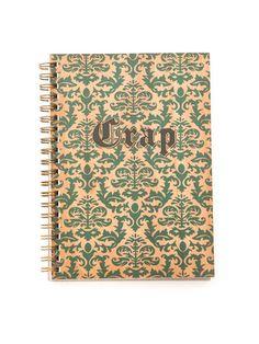 Crap Notebook