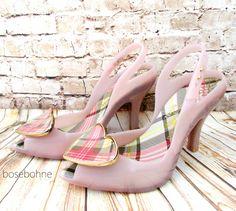 NIB Vivienne Westwood ANGLOMANIA + Melissa Lady Dragon Heart Vegan Shoes US 9 10   eBay