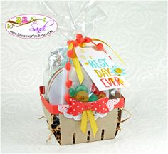 Hi Stampers, as promised, today I have my Stampin Up Berry Basket Blog Candy to share with you....