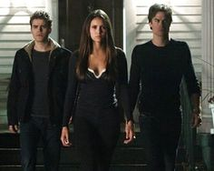 Vampire Diaries @ Comic-Con: Power Hungry 'Stefan,' Happy (?) Delana, a Bigger Bad and More