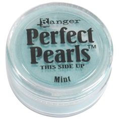 Ranger PPP-30706 Perfect Pearls Pigment Powder, Mint
