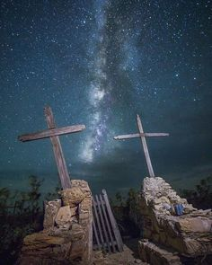 Terlingua, Texas Ghost Town was a Mercury mining town until 1946. Not long after, the town was abandoned. An amazing cemetery remains in one of the darkest spots in the US. Great for photographing the Milky Way. Photo by Kelly DeLay Photography