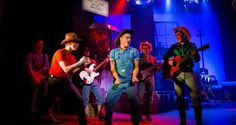 Footloose the musical at the Bristol Hippodrome 1st - 6th August 2016
