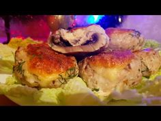 YouTube Hamburger, Food And Drink, Meat, Chicken, Ethnic Recipes, Youtube, Easy Meals, Cooking, Burgers