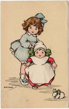 Postcard by H.G.C. Marsh Lambert | eBay