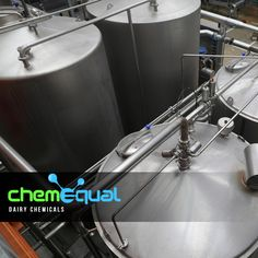 Dairy chemicals are responsible for maintaining sanitation for all product contact surfaces such as multi-use utensils, containers, and equipment's involved in the handling, transportation, processing and storage of milk or milk products. #DairyChemicals #Chemistry #DairyIndustry