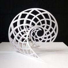 Peter Dahmen's amazing Pop-Up Paper Sculptures!