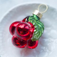 Glass Orchard Ornament