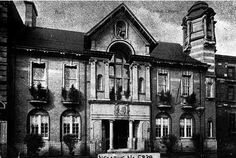 Until recently it still housed local history archives - Hull Central Library 1901