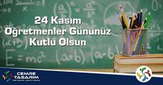 """""""Öğretmenler, yeni nesil sizlerin eseri olacaktır."""" M.Kemal Atatürk. Tüm öğretmenlerimizin bu özel gününü saygı ve minnetle kutluyoruz."""