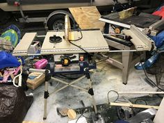 Just picked up a new (to me) table saw! - Imgur