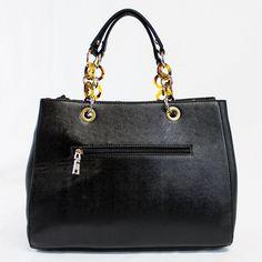 Manhattan Structured Satchel   Handbag Heaven   Discount Handbags & Purses - for fans of Michael Kors...