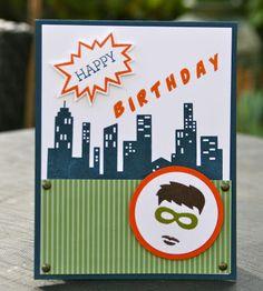 Krystal's Cards: More JO Fundraiser Cards #stampinup #krystals_cards #callingallheroes #birthdaycard #papercrafts #handstamped #cardmaking #stampsomething #sendacard #greetingcardfundraiser